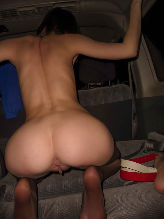 Вид сзади